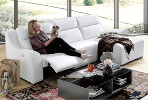 Sesión de relax en tu sofá