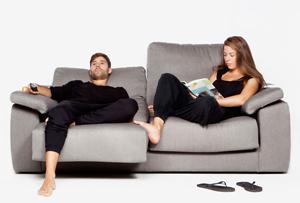 """""""Connecta"""" con el sofá de las soluciones inteligentes"""