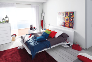 Textura Interiors viste el nuevo catálogo de Kibuc