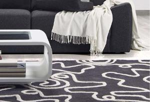 Decoración con alfombras. Un toque de calidez en tu casa