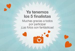 Concurso fotográfico de parejas.¡Ya tenemos finalistas!