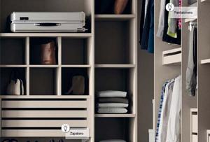 Organización del armario. Ideas para sacarle más partido a tu espacio
