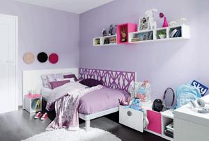 Espacios que inspiran. La habitación de Ana, tiene 12 años y le encanta jugar al tenis.