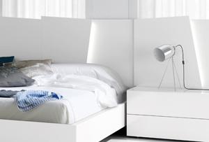 Dormitorios para pasar la noche en blanco, desde un punto de vista decorativo claro ;)