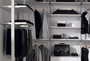 Almacenar ropa al vacío. Orden que ocupa poco espacio