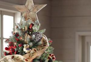 ¿Dónde colocar el árbol de Navidad?