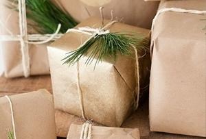 Envolver regalos de forma original. ¡Sorpresa!