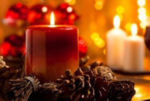Decoración navideña con piñas. Ideas sencillas y económicas