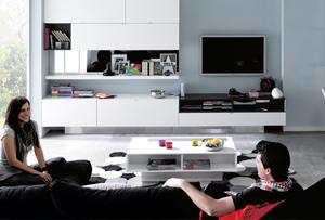 ¿A qué distancia debe colocarse la TV en el salón?