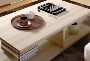 Ideas para decorar la mesa de centro. ¡Descúbrelas!
