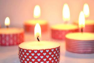Decorar con velas. Dos ideas DIY que iluminarán tu casa