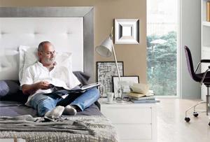 Ideas para decorar dormitorios muy relajantes