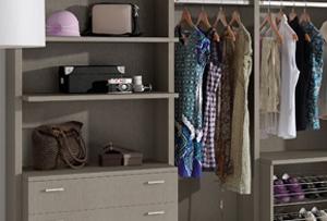 Cómo diseñar un vestidor a tu medida en 3 pasos