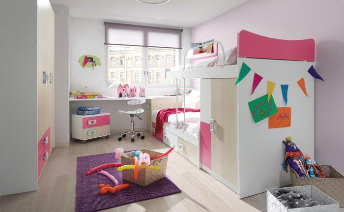 Novedades en dormitorios infantiles. ¡Vamos abriendo boca!