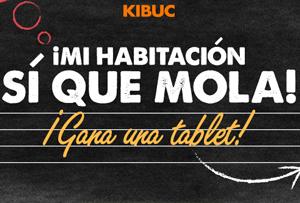 Nuevo concurso de Kibuc en Facebook. ¡Feliz vuelta al cole!