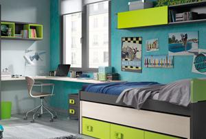 Trucos para decorar habitaciones infantiles