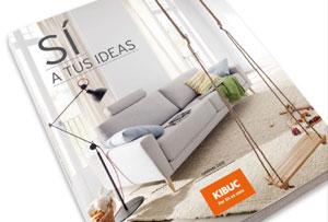 Nuevo Catálogo de Muebles Kibuc 2015. Sí a tus ideas