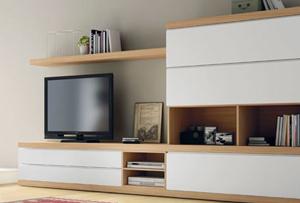 Muebles de calidad para el salón. I love Aiko de Kibuc