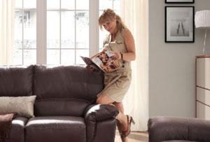 Ventajas de los sofás de piel y algún que otro pero