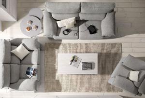 Cómo colocar el sofá en el salón. Ideas para sentirte muy cómodo