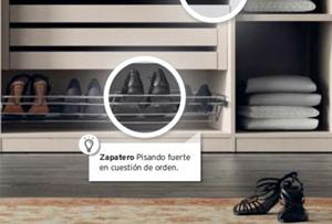 Ideas para organizar el dormitorio. Viva el orden en casa