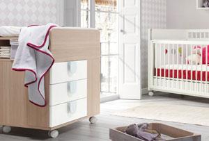 Textil para bebés de la colección Kids. Mucha suavidad y ternura