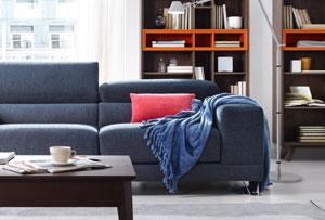 Elegir la tela del sofá. Consejos para tomar la decisión acertada