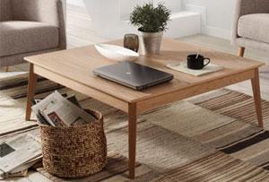 Mesas vintage de diseño. Las grandes protagonistas de tu sala