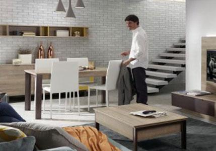 Cómo ordenar el salón de tu casa. Espacios organizados llenos de vida