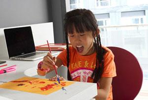 Consejos para diseñar una zona de estudio en una habitación infantil