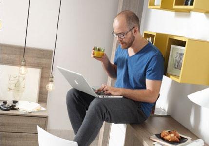 Consejos para decorar una zona de trabajo en casa. Espacios que te motivan
