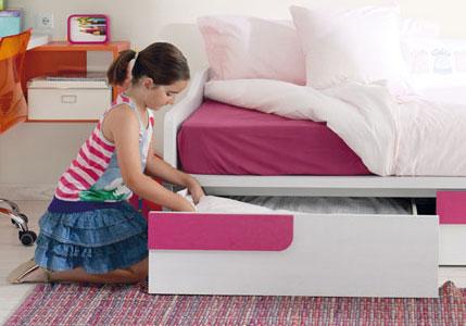 Trucos para diseñar una habitación infantil divertida y ordenada