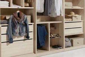 Ideas para organizar el vestidor de la manera más fácil y presumir de ropa