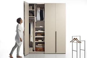 Pasos para elegir el mejor armario y zona de almacenaje