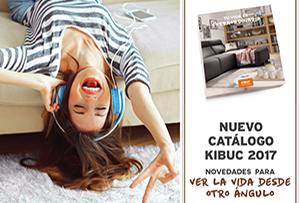 Nuevo catálogo Kibuc 2017. Tu vida es extraordinaria