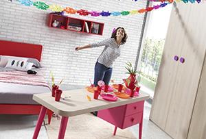 Habitaciones juveniles para todo tipo de adolescentes