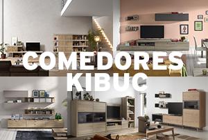 Colecciones de comedores Kibuc para todos los gustos