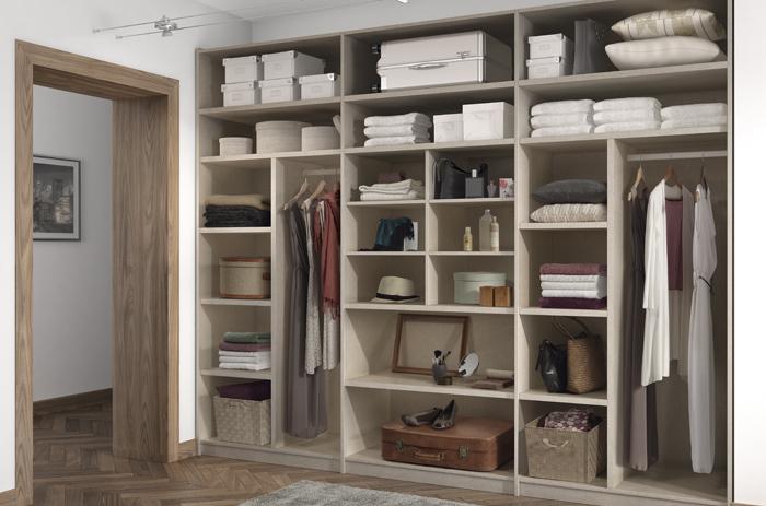 Cinco tips para mantener tu armario en orden