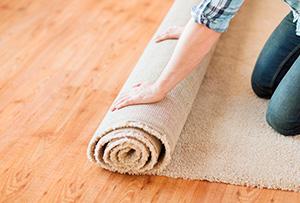 Limpiar alfombras con trucos caseros