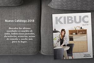 Nuevo catálogo KIBUC 2018: Una casa, una historia.