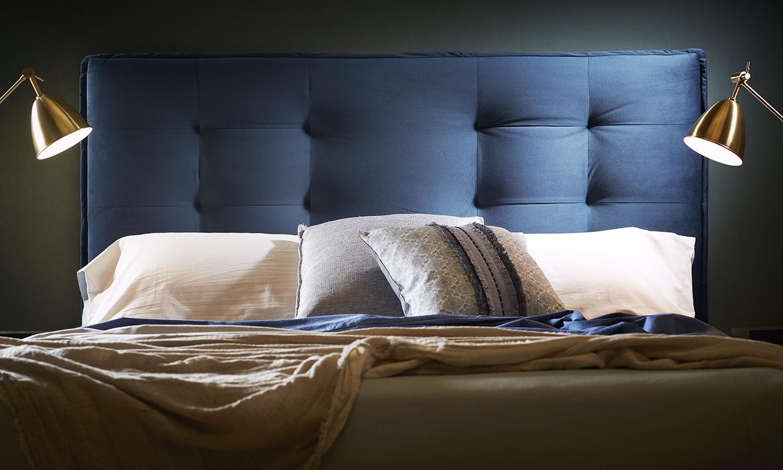 Pon una cama tapizada en tu vida y enamórate de tu dormitorio