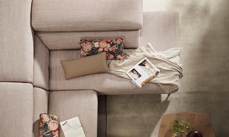 Cuidado del sofá. Consejos para cuidar del tapizado