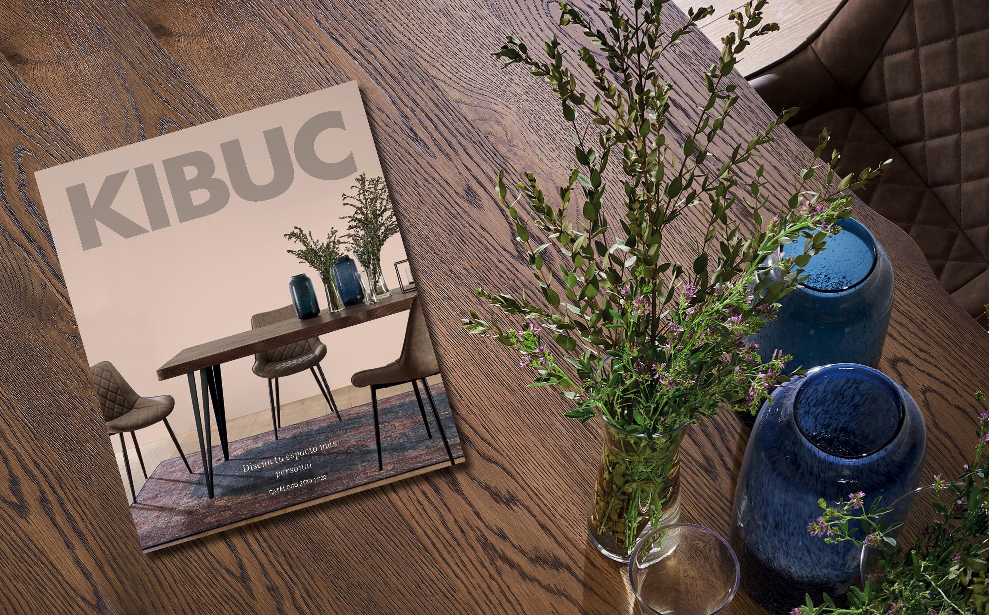 Nuevo catálogo Kibuc 2020: una casa muy personal