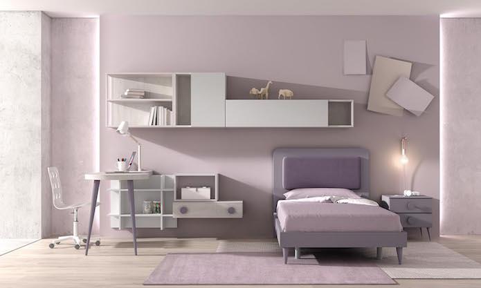 Descubre lo más NEW en juveniles: habitaciones Chroma