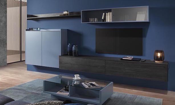 Classic Blue, color del año 2020. ¡Mira como puede quedar en tu casa!