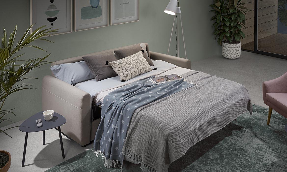 Los mejores sofás cama Kibuc para tu hogar