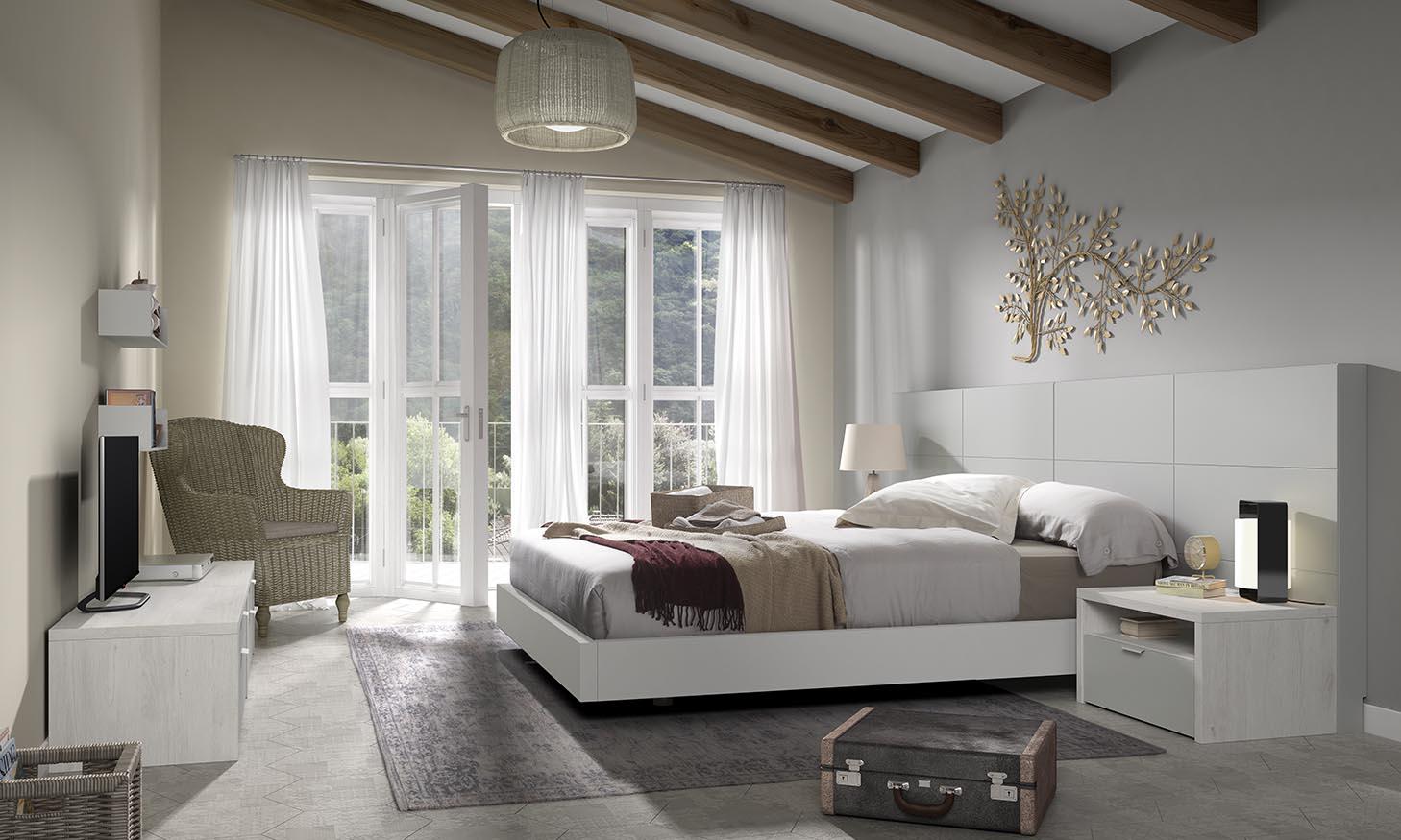Dormitorios Nuit: Descansa con estilo