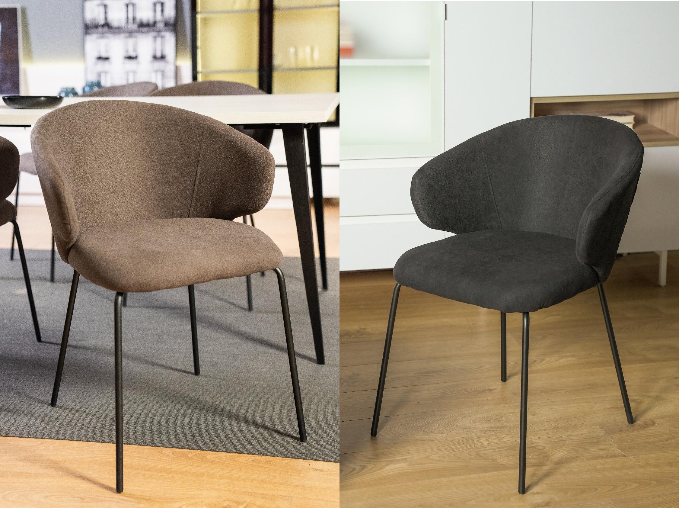 New arrivals: Nueva colección de sillas de diseño