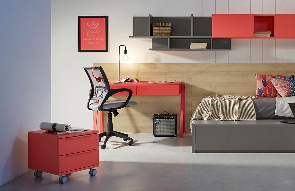 Tres propuestas de escritorios cool para la vuelta la cole