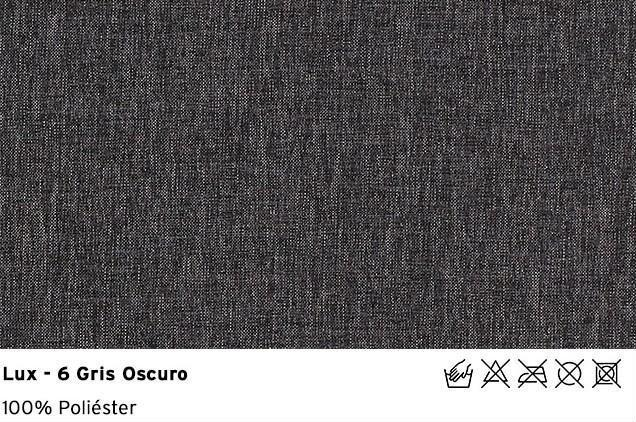Lux 6 Gris Oscuro